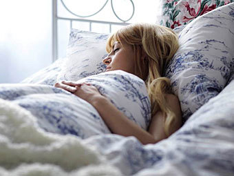 Матрасы IKEA разрекламировала саксонская принцесса