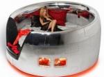 Motoart выпустил эксклюзивную мебель из останков самолетов