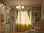 Советы дизайнера: от игры к самовыражению в детской комнате
