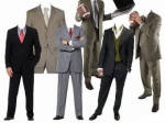 Эволюция мужской моды