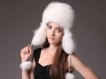 Головные уборы: Женские меховые шапки сезона зима 2013
