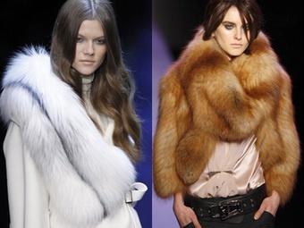 Модные шубы: тренды сезона