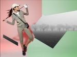 Стелла Маккартни представила коллекцию одежды для тенниса
