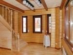 Строительство домов из клееного бруса: современное решение