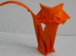 Оригами: творческий процесс и развитие