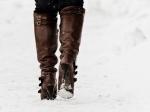 Как правильно ухаживать за обувью в зимнее время
