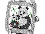 В честь панды компания Ulysse Nardin выпустила новые часы