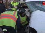 ВДТП под Георгиевском погибли три человека. Маленького ребенка спасло детское кресло