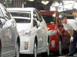 Продажи автомобилей вЯпонии падают шестой месяц подряд