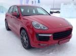 Обновленный Porsche Cayenne GTS дебютировал вРоссии