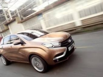 Кроссовер Lada получит мотор 1,8 литра