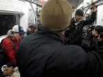 Столкновение поезда савтомобилем впригороде Нью-Йорка