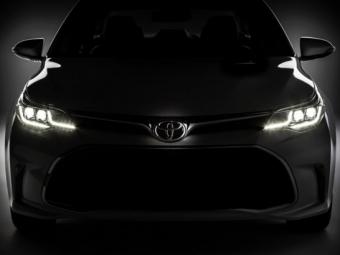 Toyota Avalon 2016 дебютирует вЧикаго