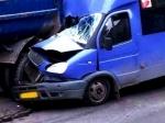 Пять человек погибли, один пострадал при столкновении микроавтобуса сфурой вБашкирии