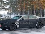 ВСкандинавии запечатлен новый седан Hyundai Equus