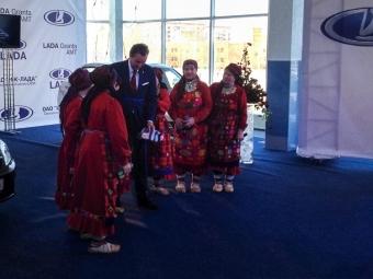 Глава АвтоВАЗа: цена наLada Vesta будет зависеть откурса рубля