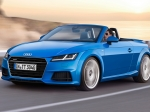 Audi рассказала оновомTT Roadster