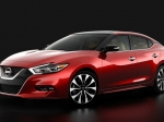 Nissan рассекретила обновленный седан Maxima