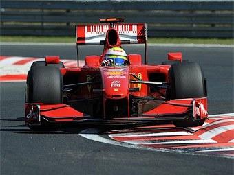 Агрессивности в новом Ferrari станет больше