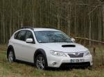 Subaru Impreza: первое авто новой платформы