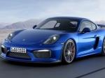 ВРоссии новый Porsche Cayman GT4 будет стоить от4,576 млн рублей