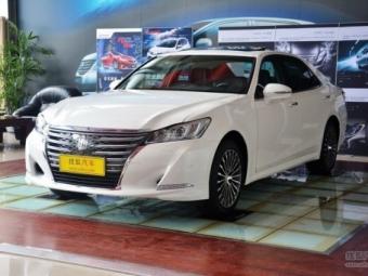 Объявлена дата старта продаж Toyota Crown