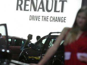Renault сократит выпуск своих автомобилей вРоссии