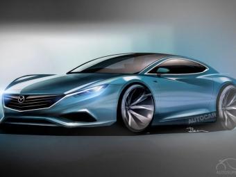Mazda готовит новую модель ксвоему 100-летию