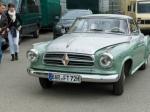 Возрождается германский автобренд Borgaward