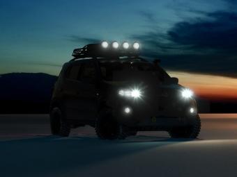 Первые фото «живой» машины— Новая Chevrolet Niva