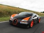 Последний Bugatti Veyron презентуют вЖеневе