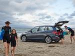 BMW представила свою вторую переднеприводную модель— Один насемерых