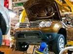 Завод Renault вМоскве останавливает конвейер