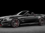 Mercedes представит юбилейный родстер SL-Class Roadster 2015