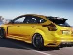 «Заряженный» Ford FocusRS будет выпускаться только вкузове хэтчбек