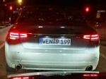 Audi A4 нового поколения тестируют вТурции