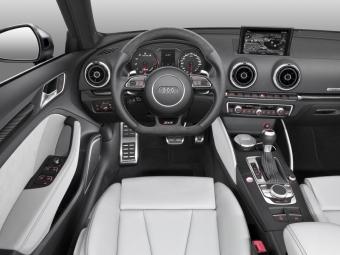 ВВеликобритании начался прием заказов нановый Audi RS3 Sportback