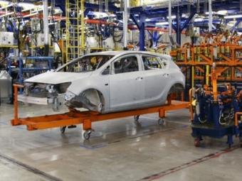 General Motors думает опереносе сборки всех своих моделей с«Автотора» назавод вПетербурге— СМИ