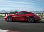 Вконце марта вРоссии появится новый Porsche Cayman GT4