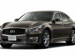 Nissan представил обновленный седан Fuga
