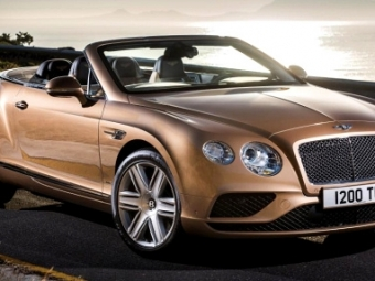 Bentley доработала седан Flying Spur