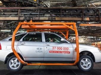 АВТОВАЗ стал выпускать больше «идеальных» автомобилей