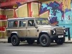 «Land Rover» выпустит новый внедорожник «Defender»