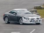 Шпионские фото: Гибридный Mercedes-Benz GLC
