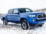 Новый пикап Toyota Tacoma останется без дизеля