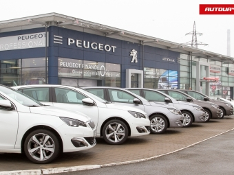 Peugeot обновила хетчбэк 208 иего «горячую» версию