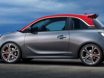 Свою первую «сотню» новый Opel Adam Sнабирает за8,5 секунды
