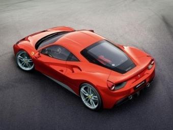 Новый Ferrari больше не«458»