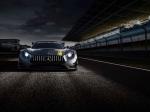 Mercedes опубликовал первое изображение гоночного суперкара AMG GT3