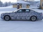 Mercedes-Benz E-Class проходит испытания вИталии